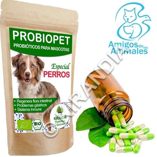 Probiopet Perros (probióticos para mascotas)