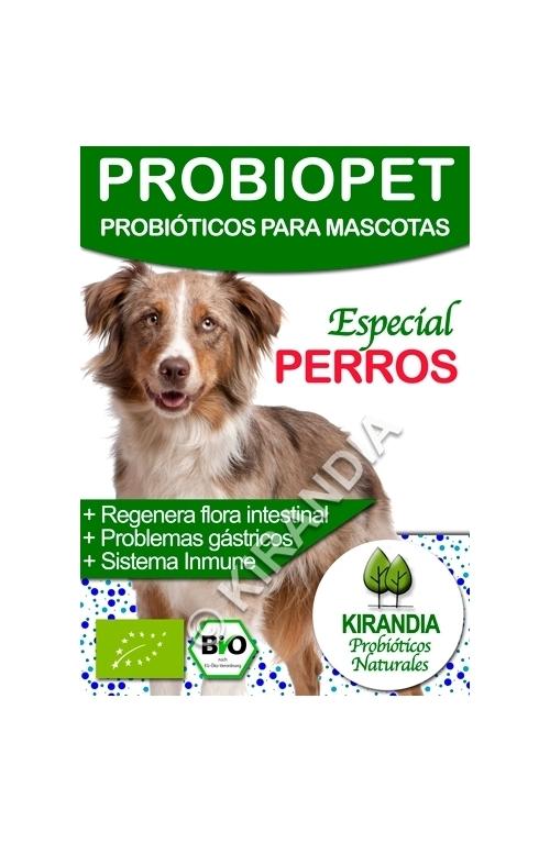 probiopet perros (probióticos para mascotas) - kirandia - la tienda