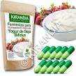 Fermentos Yogur de SOJA Bífidus (10 Cápsulas) - especial YOGURTERAS