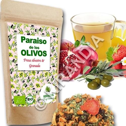OLIVOS BIO Fresa & Granada