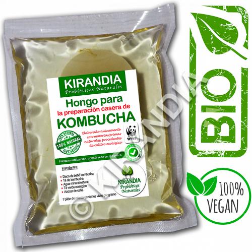 Bebé Kombucha (Lote Básico) - Supreme 5L