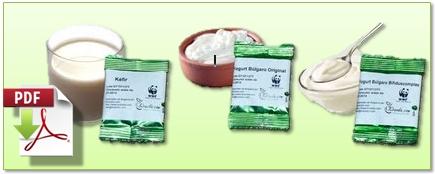 Manual para la elaboración de yogur